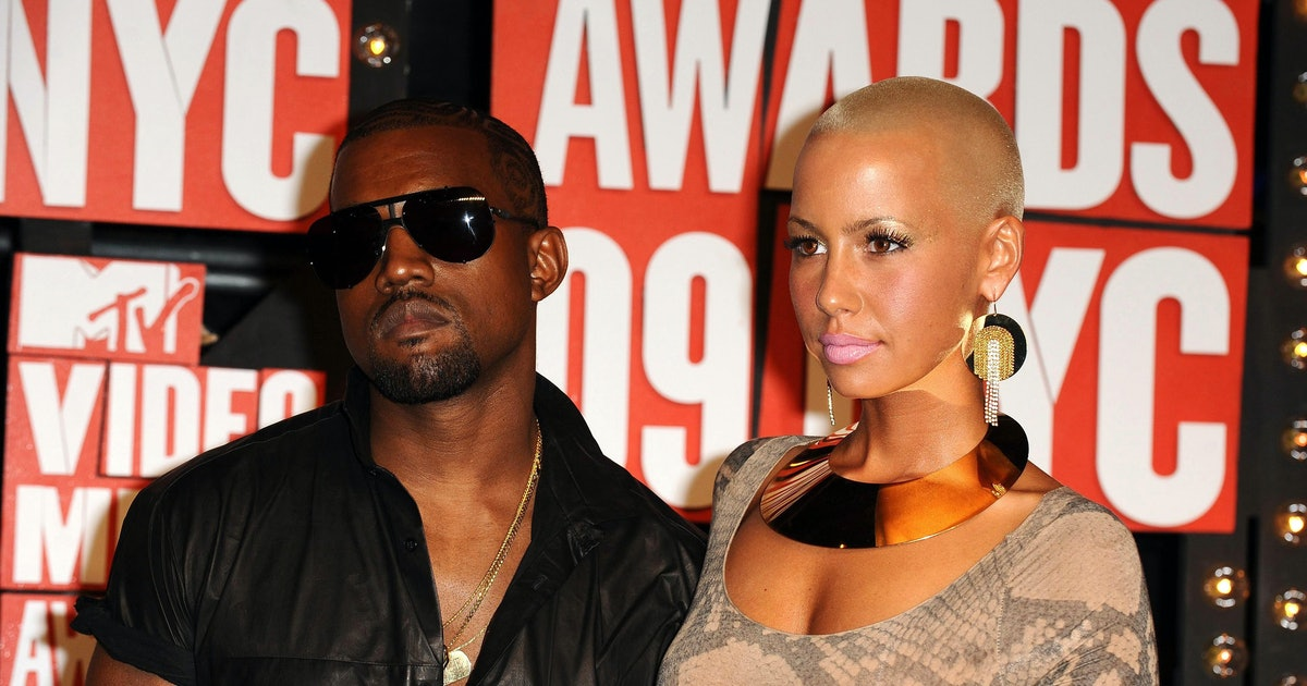 Wow, Amber Rose Called Out Kanye West For Bullying Her For 10 Years
