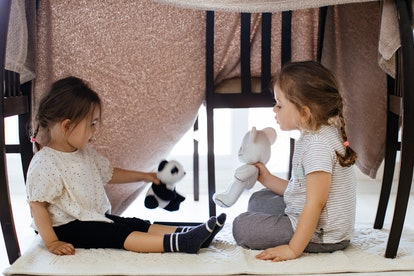 Children love stuffed animals so much because of the attachment they have to them, experts say.