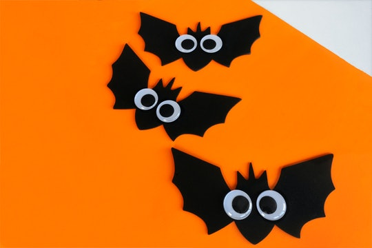 Googly eyes are the perfect addition to any spooky DIY decoration.