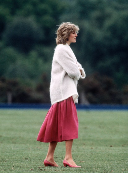 Princess Diana Cardigan