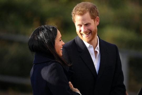 Meghan Markle and Prince Harry's new neighbors are Orlando and Katy Bloom.