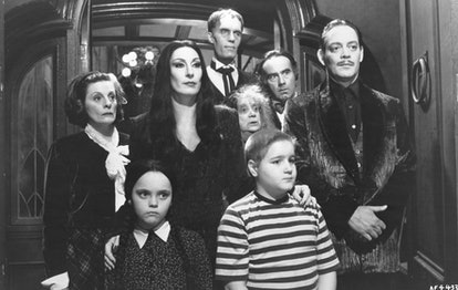 The Addams Family Tim Burton