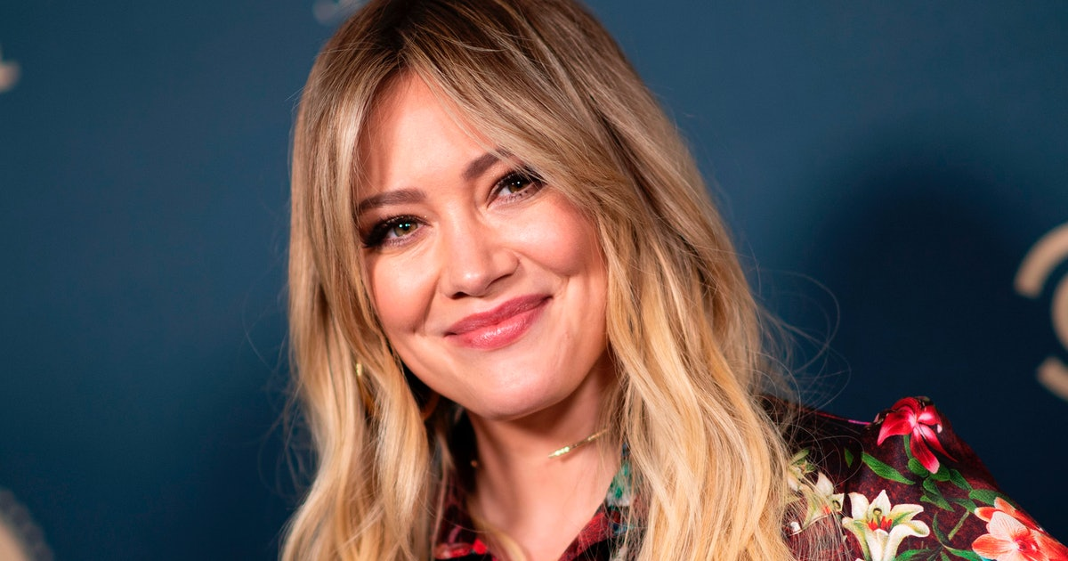 Hilary Duff Announced She's Pregnant With Her Third Child With A Cute IG Post
