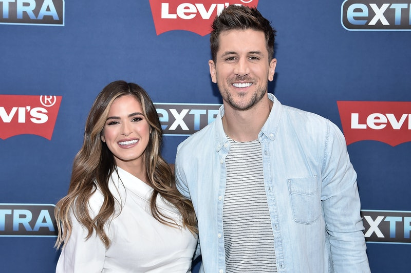 Jojo Fletcher says that the big Clare Crawley/Tayshia Adams twist is just one of the 'Bachelorette' shake-ups this season.