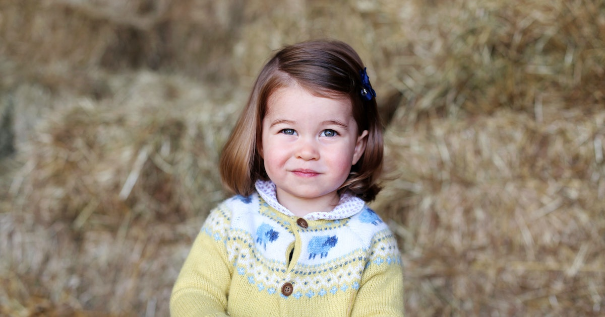 Just A Bunch Of Photos Of The Royal Kids Looking Cute In Sweaters — You're Welcome