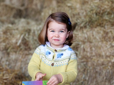 The kids of the royal family wear some seriously cute sweaters