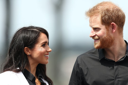 During a recent interview, Prince Harry said Meghan Markle has helped him see racial bias that his privileged upbringing had shielded him from.