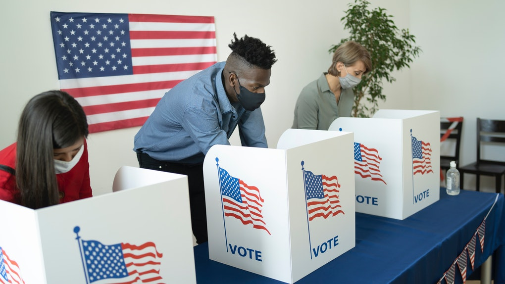 Here's what to know about your polling place's operating hours.