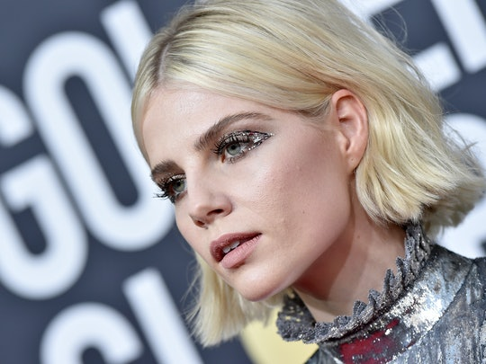 Lucy Boynton has had a long history of incredible eye makeup looks.