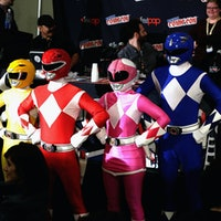 The Power Rangers just became Marvel's next big rival