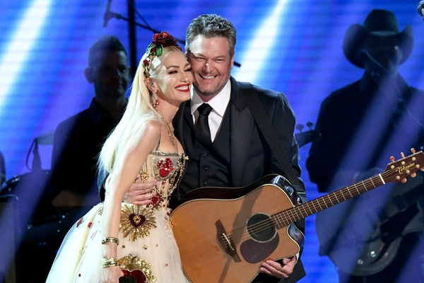 Gwen Stefani and Blake Shelton's relationship timeline is sweeter than a love song.