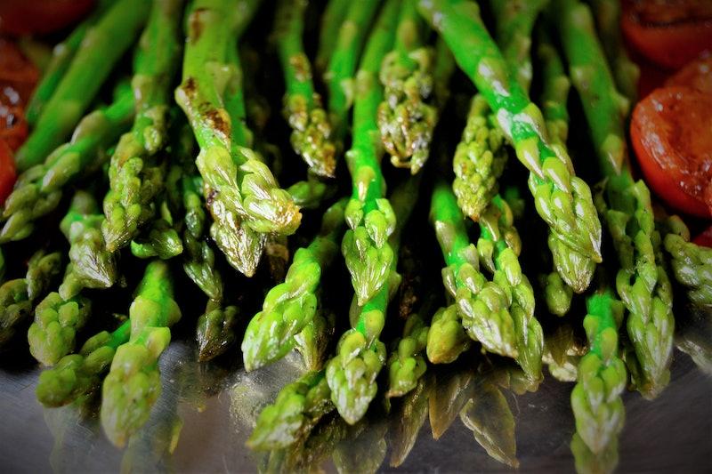 vegetables, asparagus