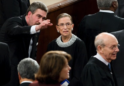Ruth Bader Ginsburg costumes easy Halloween costumes from your closet