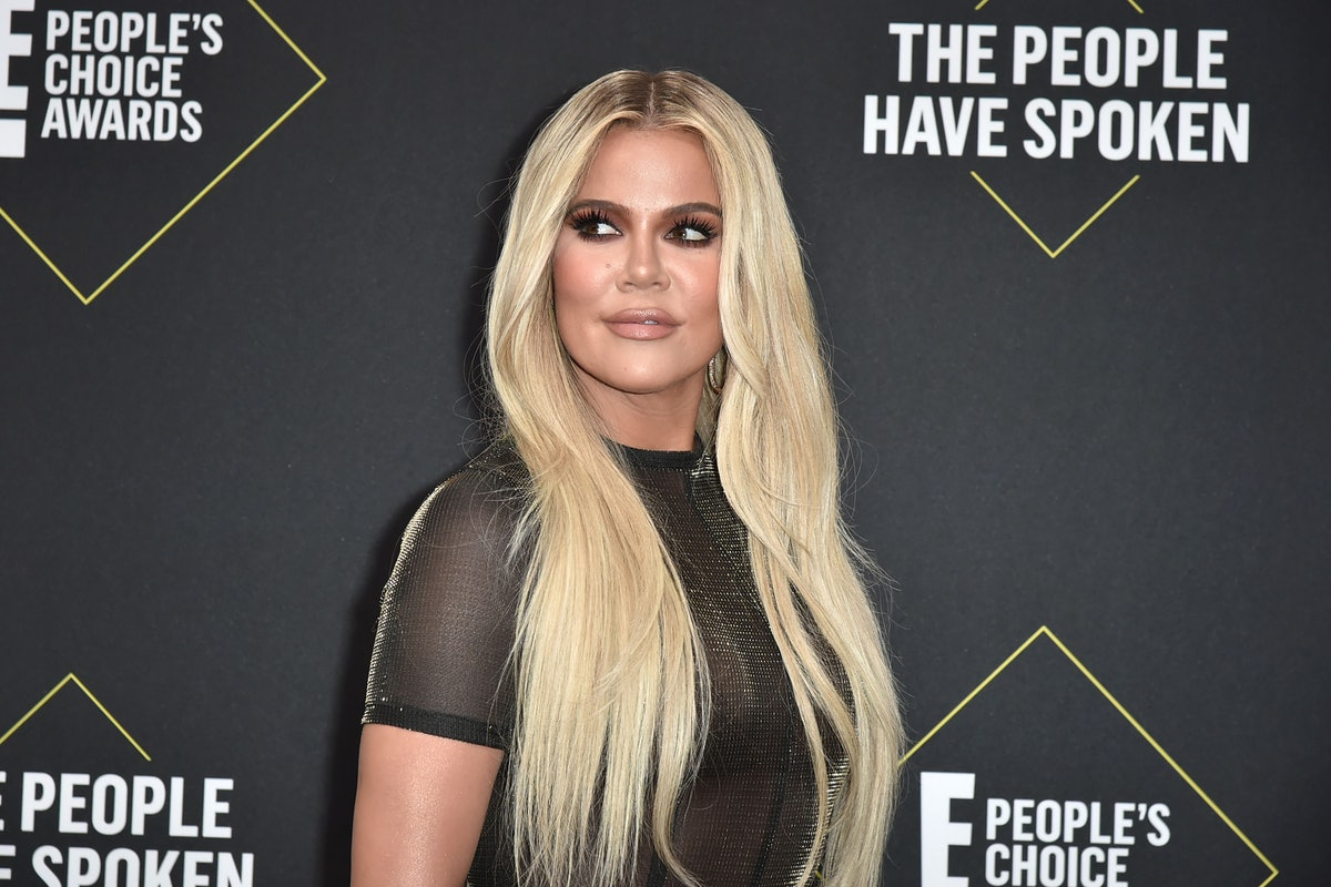 Khloé Kardashian revealed she tested positive for coronavirus on 'KUWTK.'