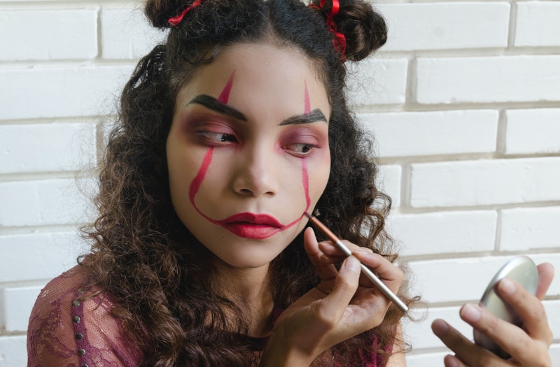 27+ Easy But Cool Halloween Makeup Pictures