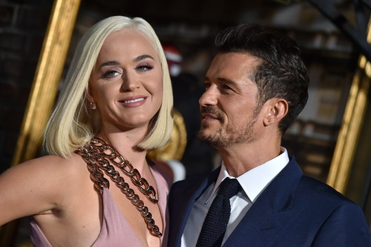 Orlando Bloom and Katy Perry dedicated a voting song to Daisy Dove.