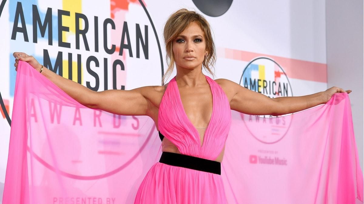 Jennifer Lopez Red Carpet