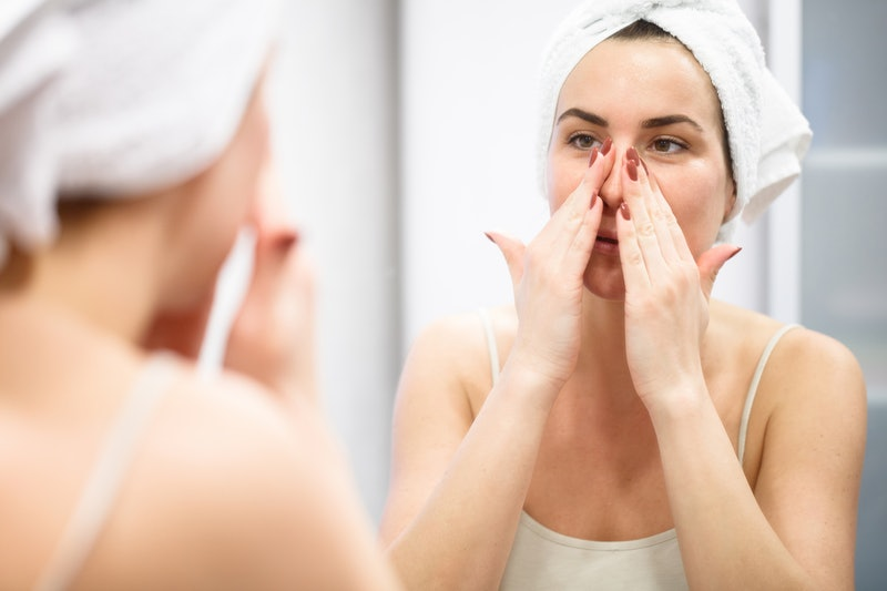 best lotions for dry skin around nose