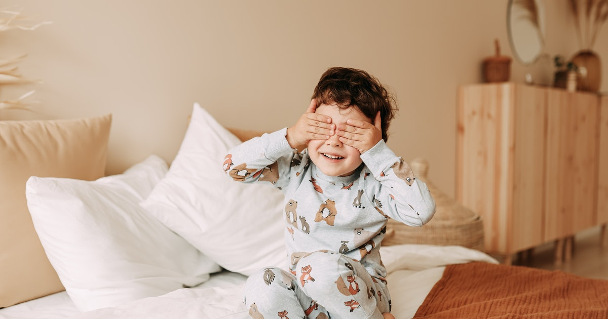 Next Time You Have To Wake A Sleeping Toddler, Try This Pediatrician's Trick