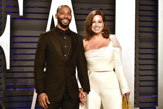 Ashley Graham opened up about sex after childbirth.
