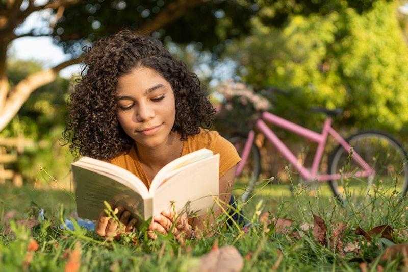 reading, outside