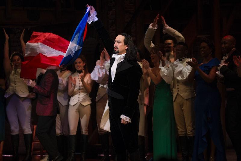 'Hamilton' in Puerto Rico