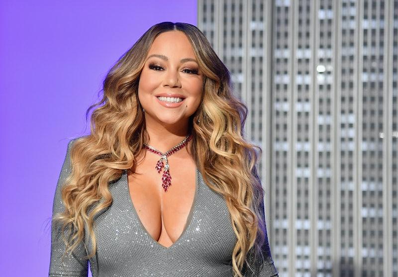Mariah Carey Explains Why This Famous Ex-Fiancé Isn't In Her Memoir