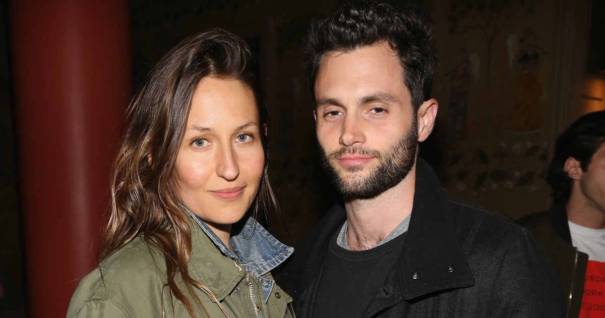 Penn Badgley & Domino Kirke Shared Precious Photos Of Their Baby Boy On IG
