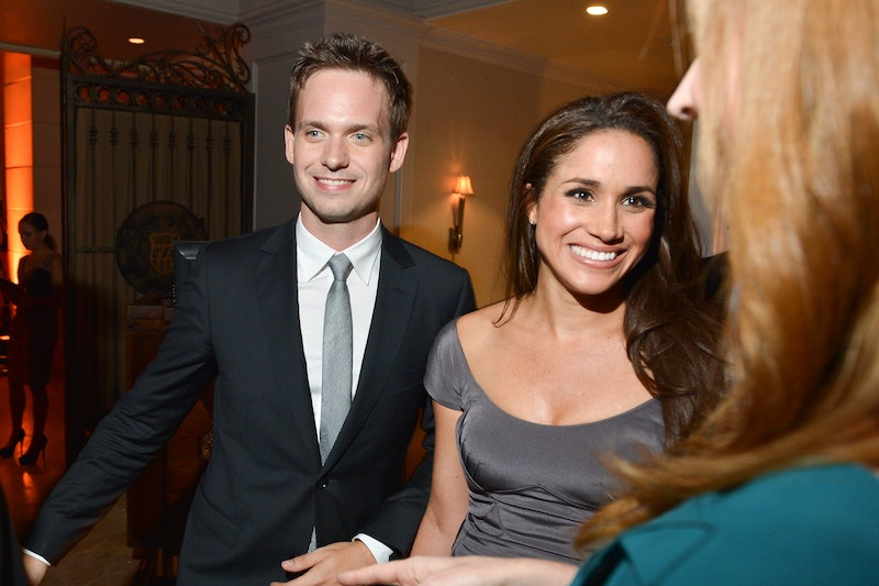 Patrick J. Adams Hasn't Been In Touch With His Suits Co-Star Meghan Markle