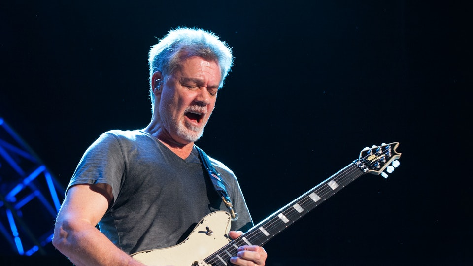 Van Halen guitarist and rock legend Eddie Van Halen has died at age 65 following a long battle with cancer.