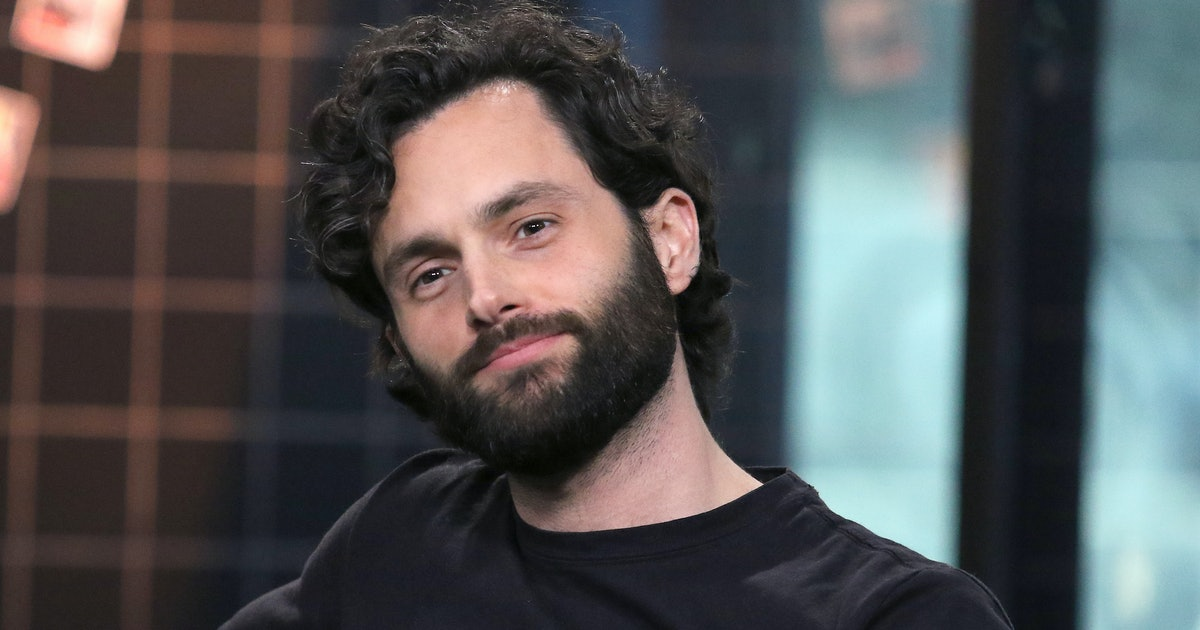 Penn Badgley Only Has Eyes For His Newborn Son In This Sweet Instagram