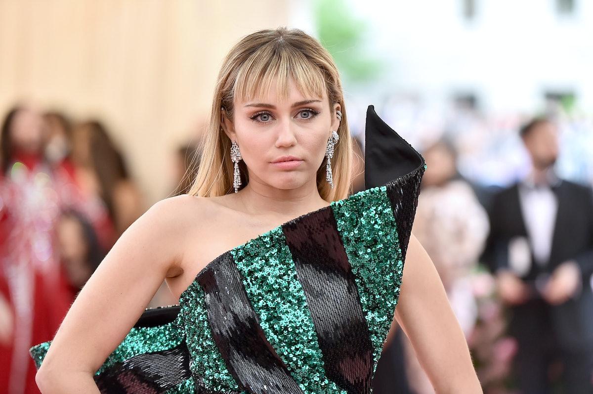 Miley Cyrus Red Carpet