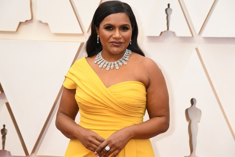 Mindy Kaling opened up about being a single mother to her daughter, Kit, in her new book.