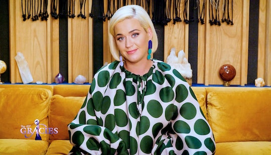 While other celebrities lift weights, Katy Perry pumps breast milk to get pumped about voting in a n...