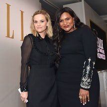 Mindy Kaling Teases 'Legally Blonde 3'