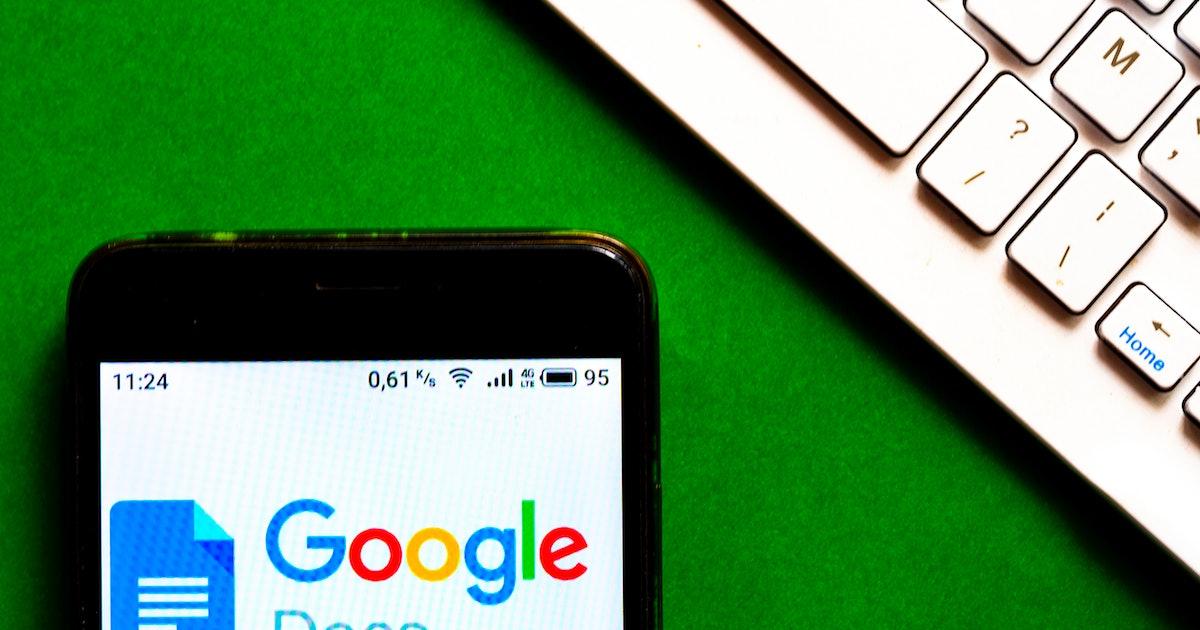 How To Organize Google Docs Into Folders