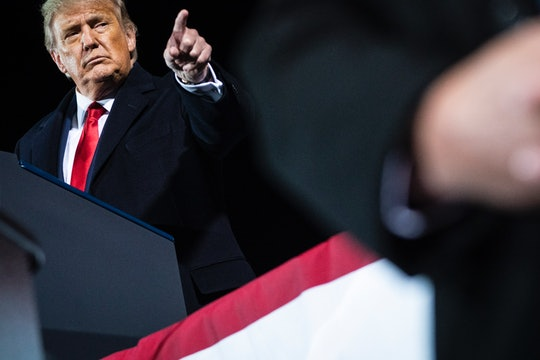 In a series of contradicting tweets, President Donald Trump has cast confusion over the likelihood Americans will see a second round of stimulus checks.
