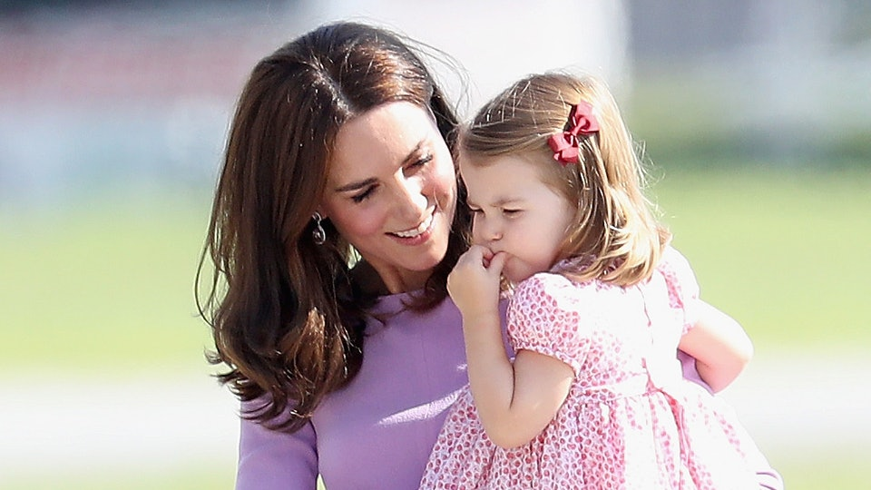 Kate Middleton and Princess Charlotte have mastered the Floss Dance.