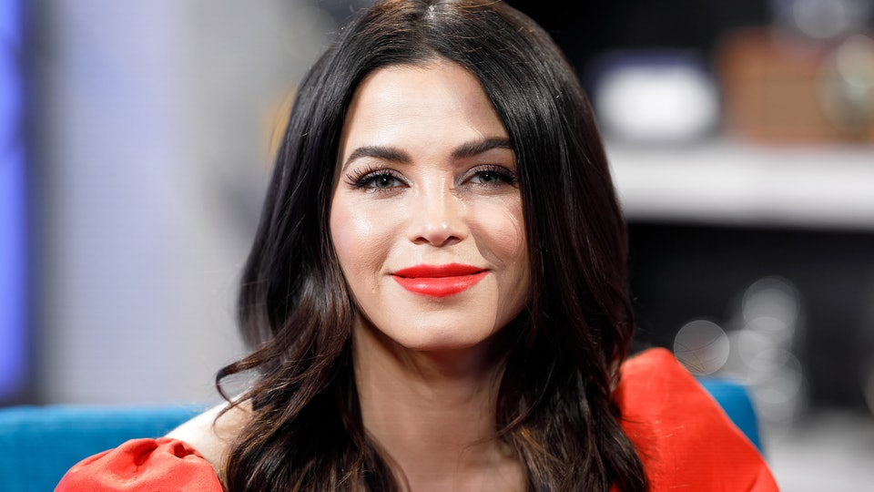 Jenna Dewan shared a postpartum photo to Instagram on Wednesday encouraging others to get out and vote in the upcoming election.
