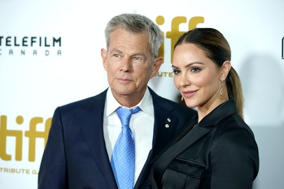 Katharine McPhee Is Reportedly Expecting Her First Child With David Foster