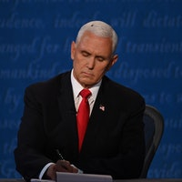 When asked about climate change Mike pence gave this WILD answer