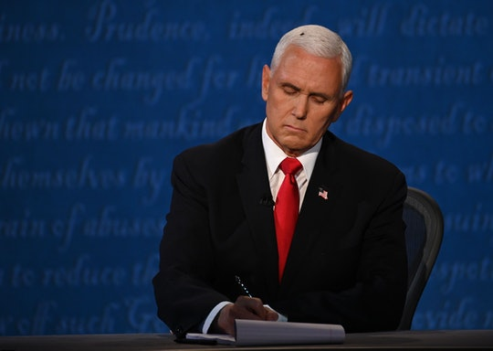 The fly on Mike Pence's hair really stole the show at Wednesday's vice presidential debate.