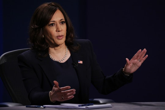 """Kamala Harris saying """"I'm speaking"""" during the debate is a master class for little girls everywhere."""