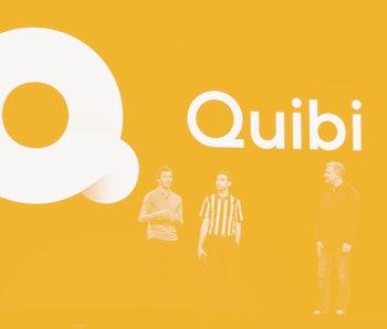 Quibi presentation.