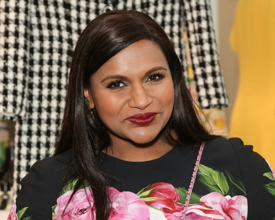 Mindy Kaling welcomed a baby boy.