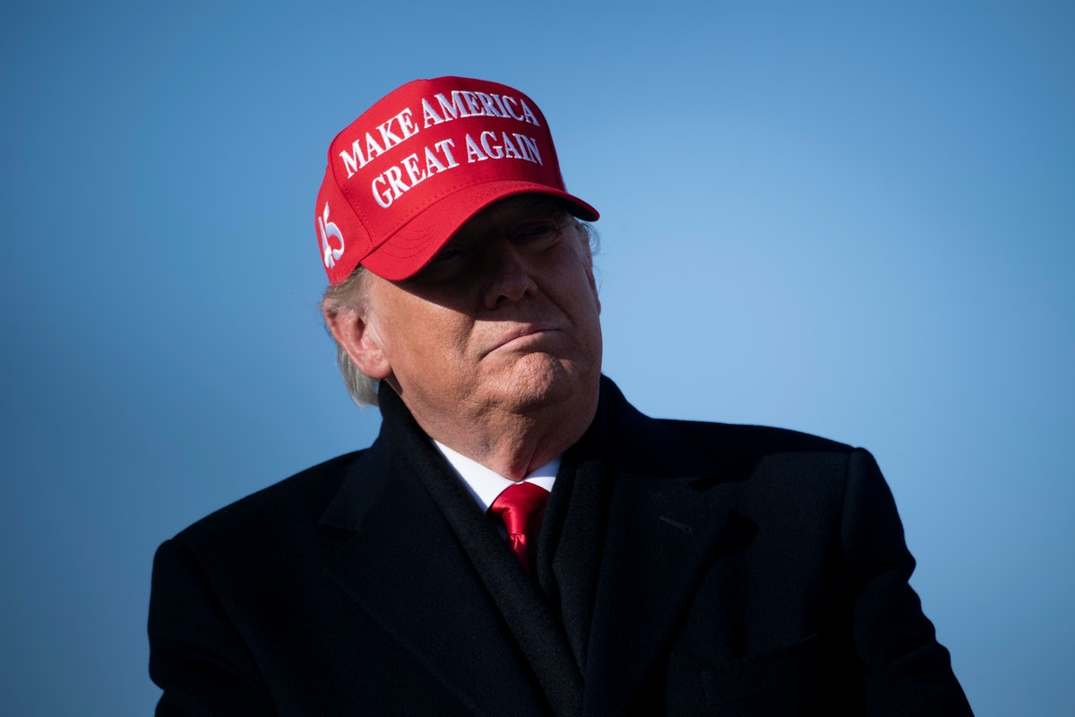 Here are the details on Donald Trump's Election Day 2020 post