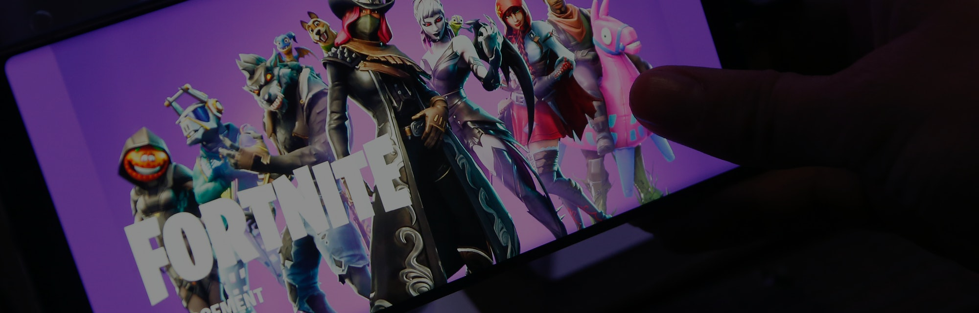 Fortnite has been blocked by Apple on its platforms.