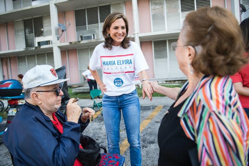 Congresswoman-elect Maria Elvira Salazar, a Republican who won Floridas 27th District