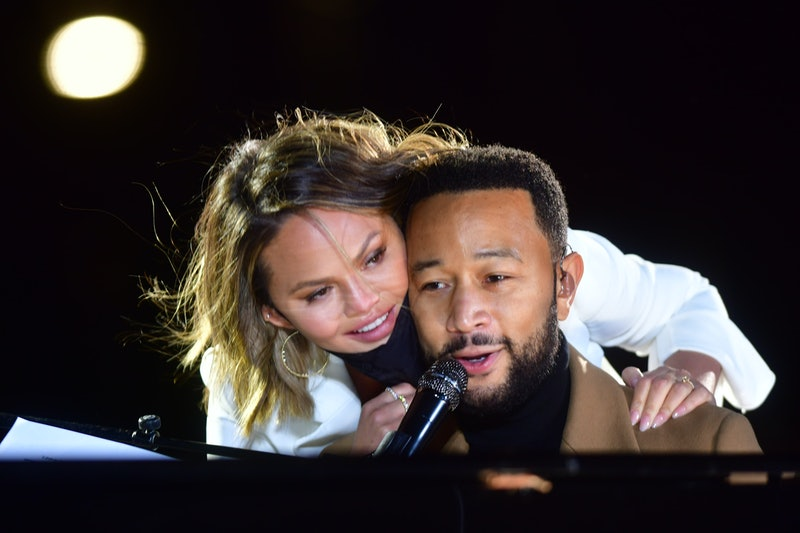 John Legend opened up about how he and wife Chrissy Teigen are coping with the loss of son Jack