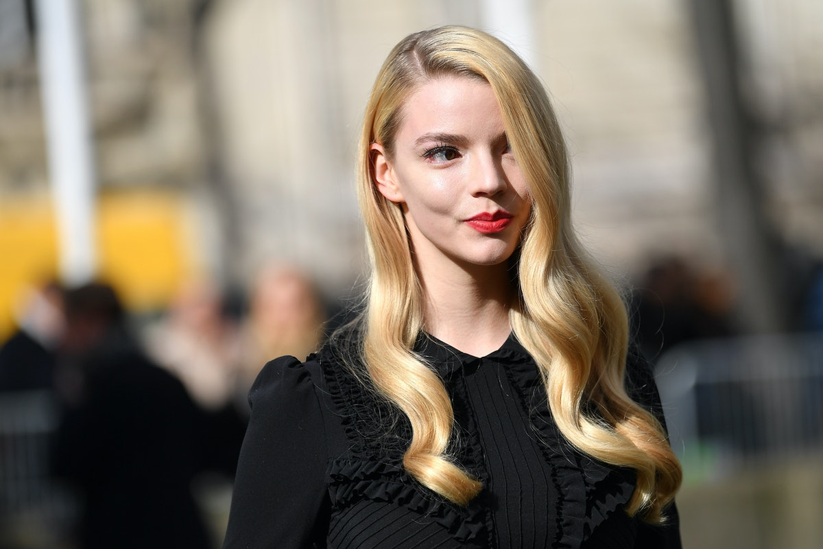 Anya Taylor-Joy is reportedly dating someone new.